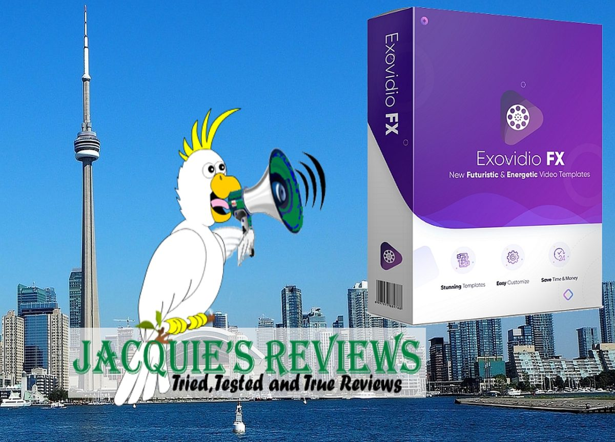 How To Create Videos With Animation With Exovidio FX [Review]