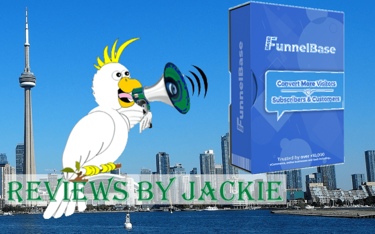 Social Proof Marketing Funnel Base [Review]